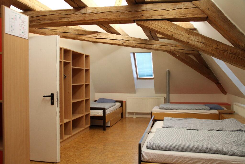 Kleine Bühne Dachgeschoss Schloss Ebersberg
