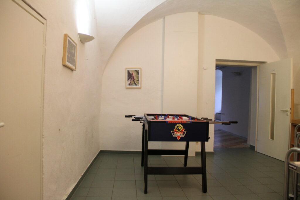Foyer Schloss Ebersberg