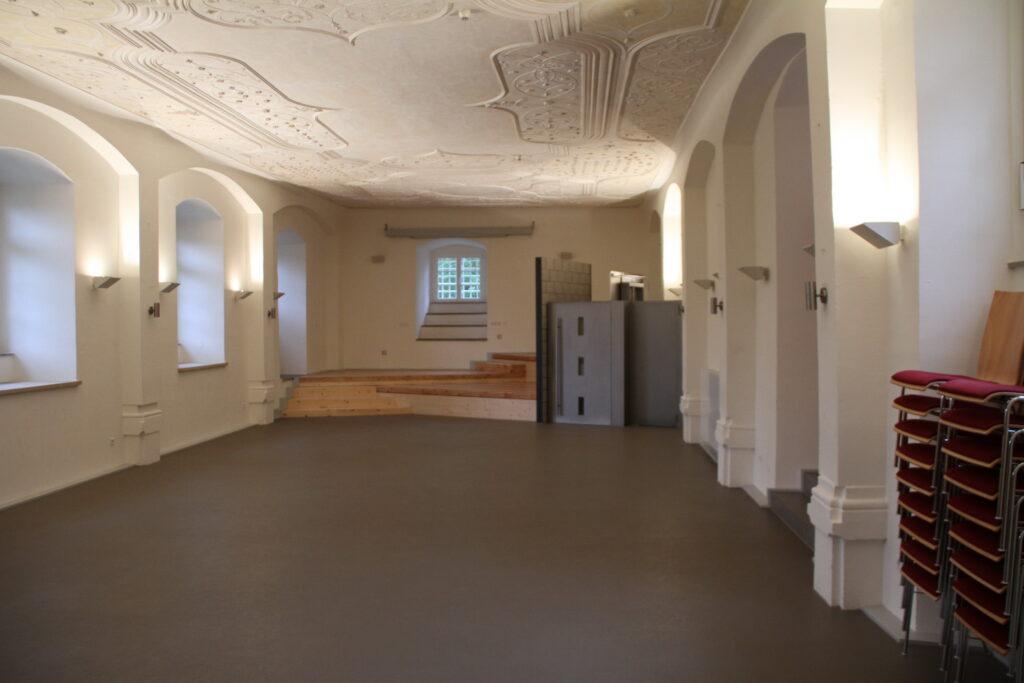 Saal St. Michael Schloss Ebersberg