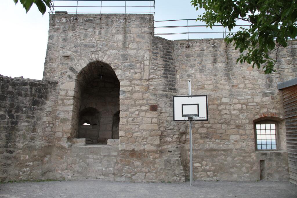 Basketballplatz Schloss Ebersberg