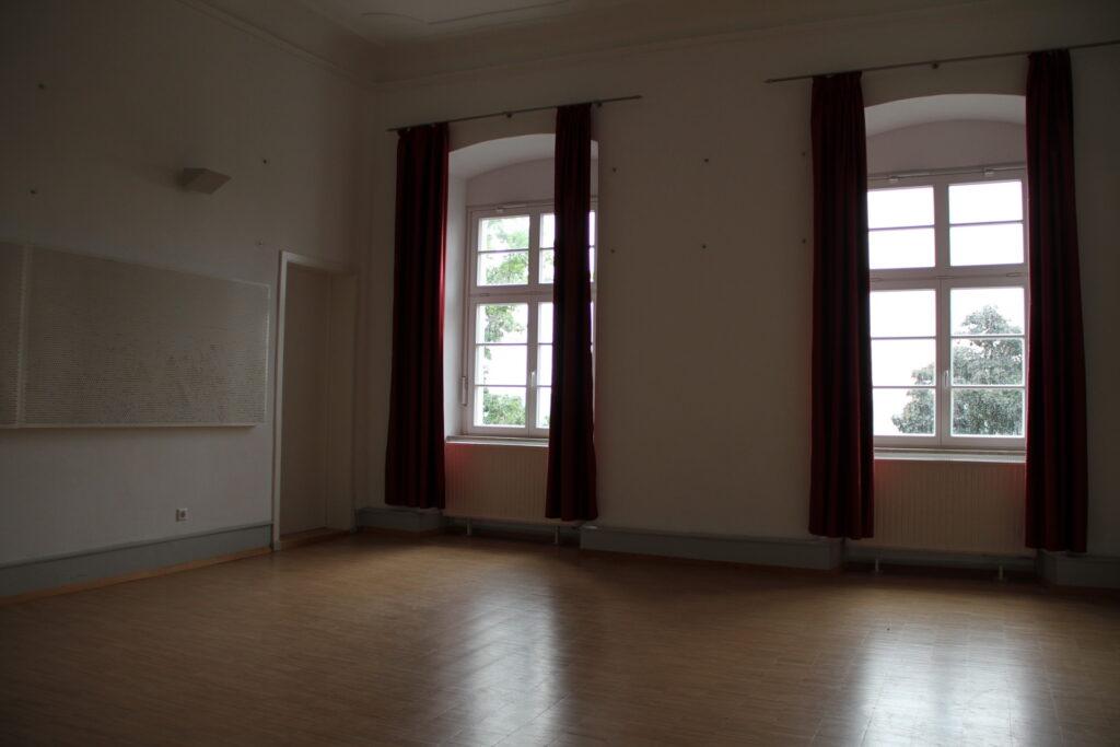 Baden-Powell Obergeschoss Schloss Ebersberg