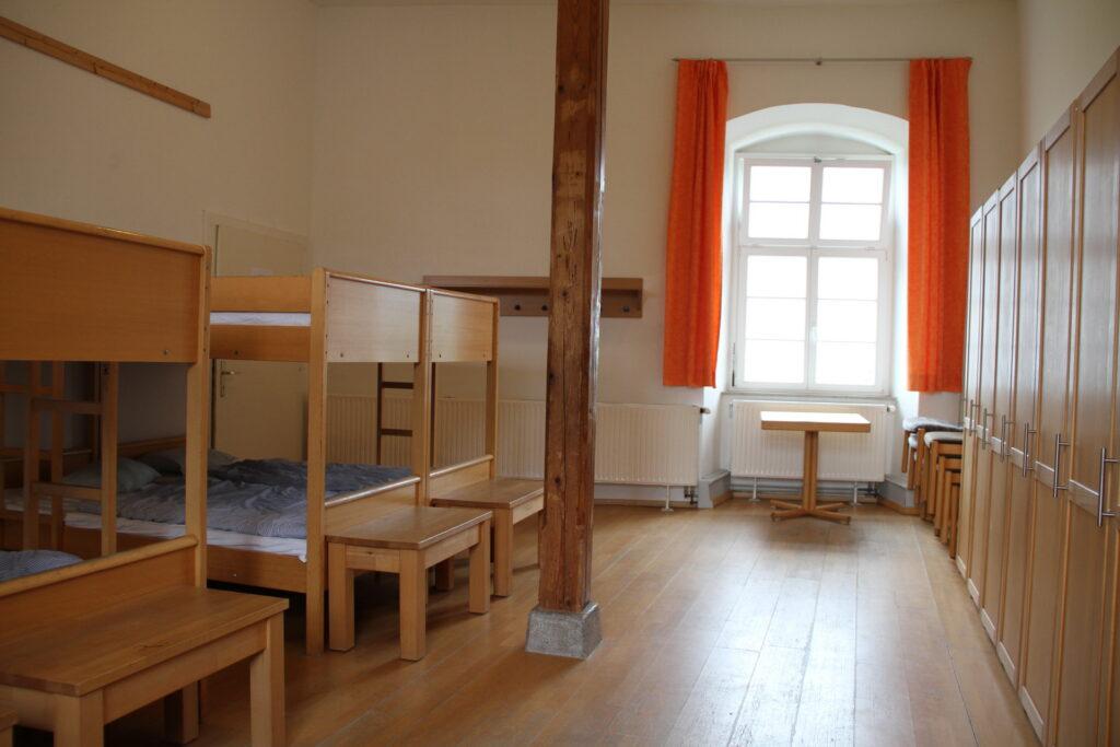 Turmzimmer Obergeschoss Schloss Ebersberg