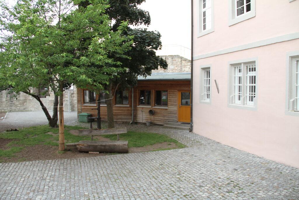 Anbau St. Georg